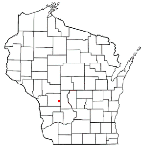 Clifton, Monroe County, Wisconsin Town in Wisconsin, United States