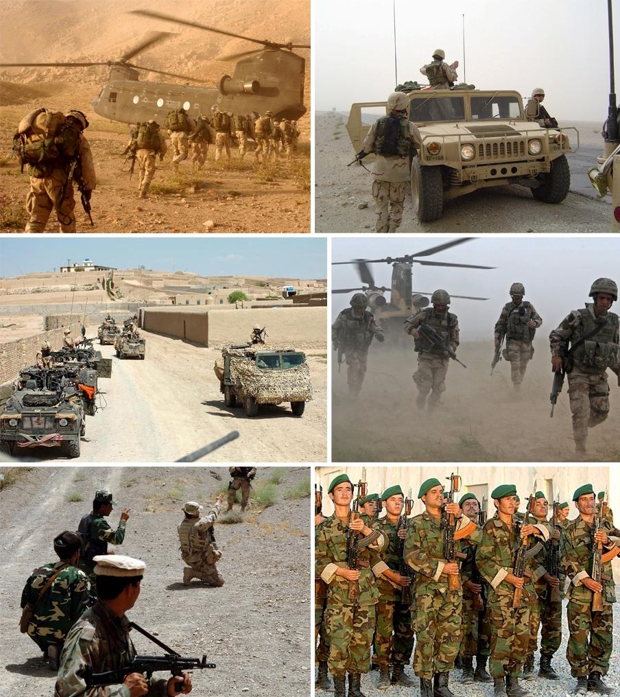 La OTAN luego de la guerra fria (1991-presente) - Info - Taringa!