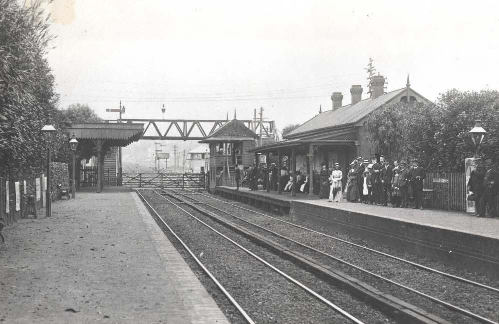 1910 In Rail Transport