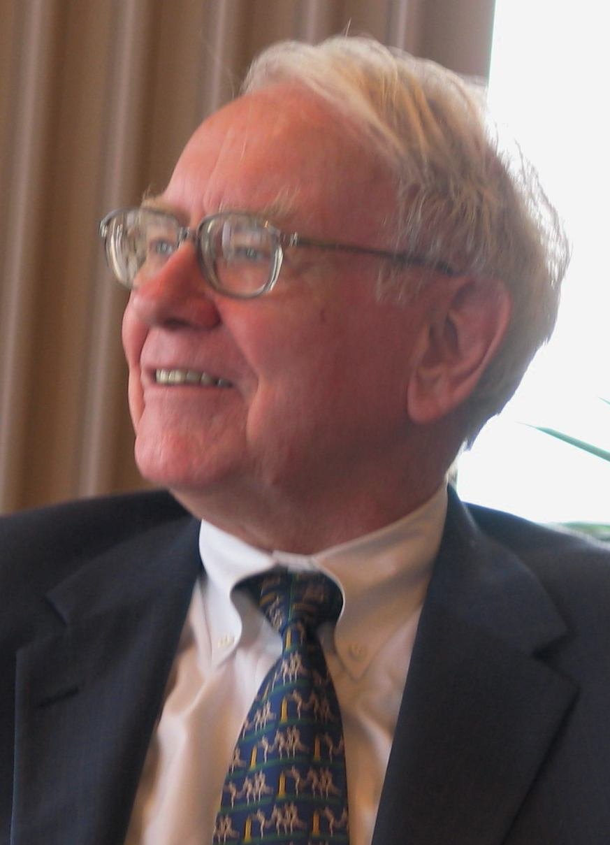 Poet Warren Buffett