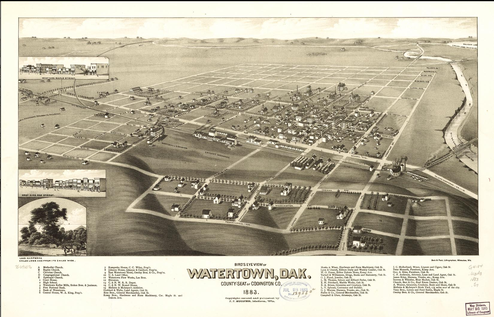 Watertown South Dakota Wikiwand