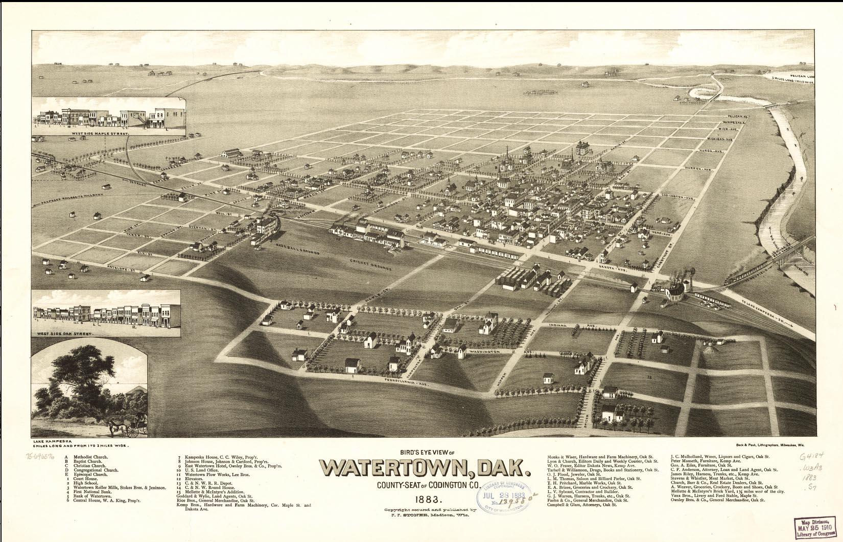 Watertown (SD) United States  city photos : Sidan kunde inte hittas | Piratstudenterna