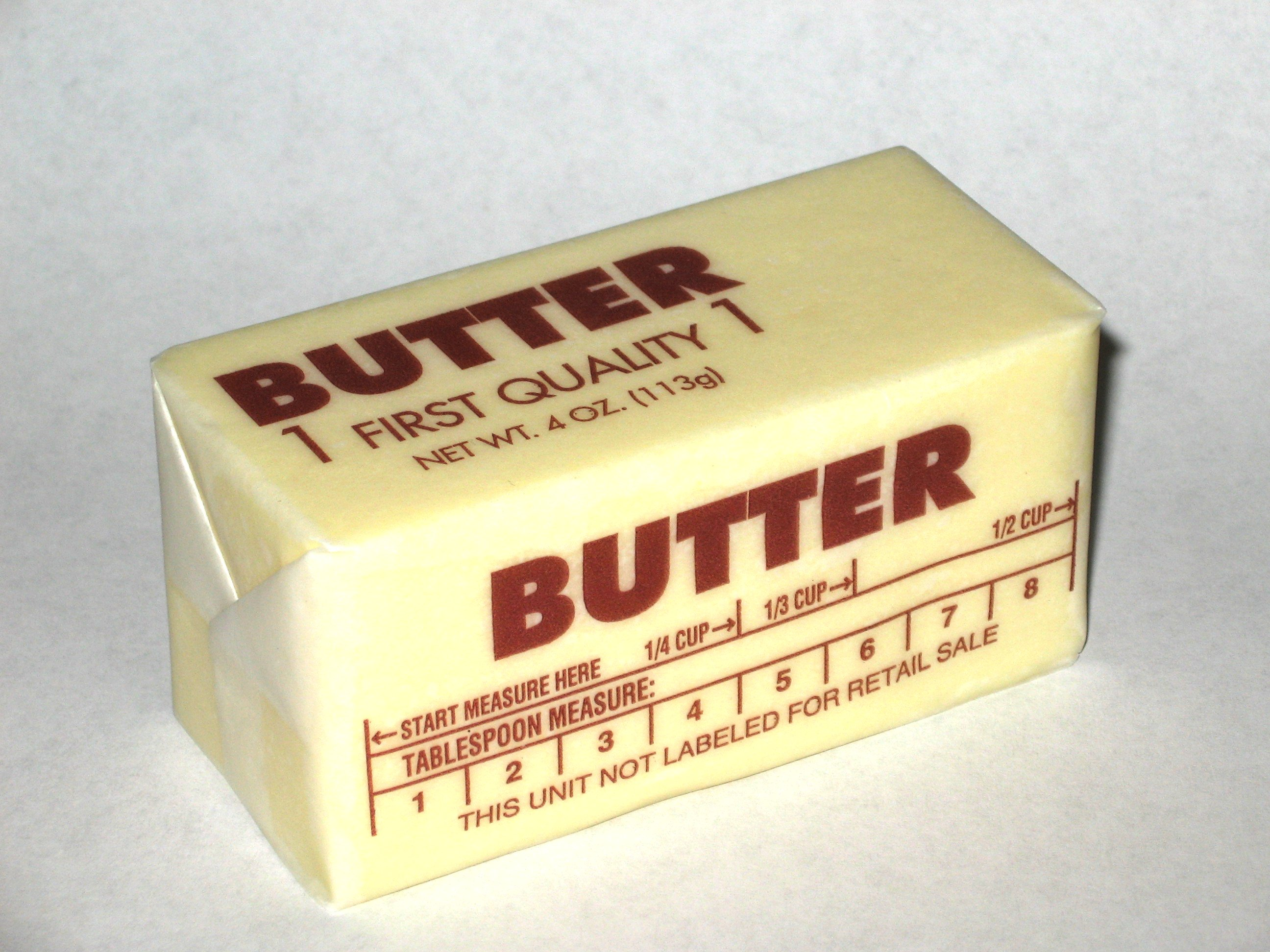 Butter pack