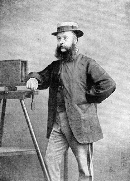 Image of William Augustus Leggo from Wikidata