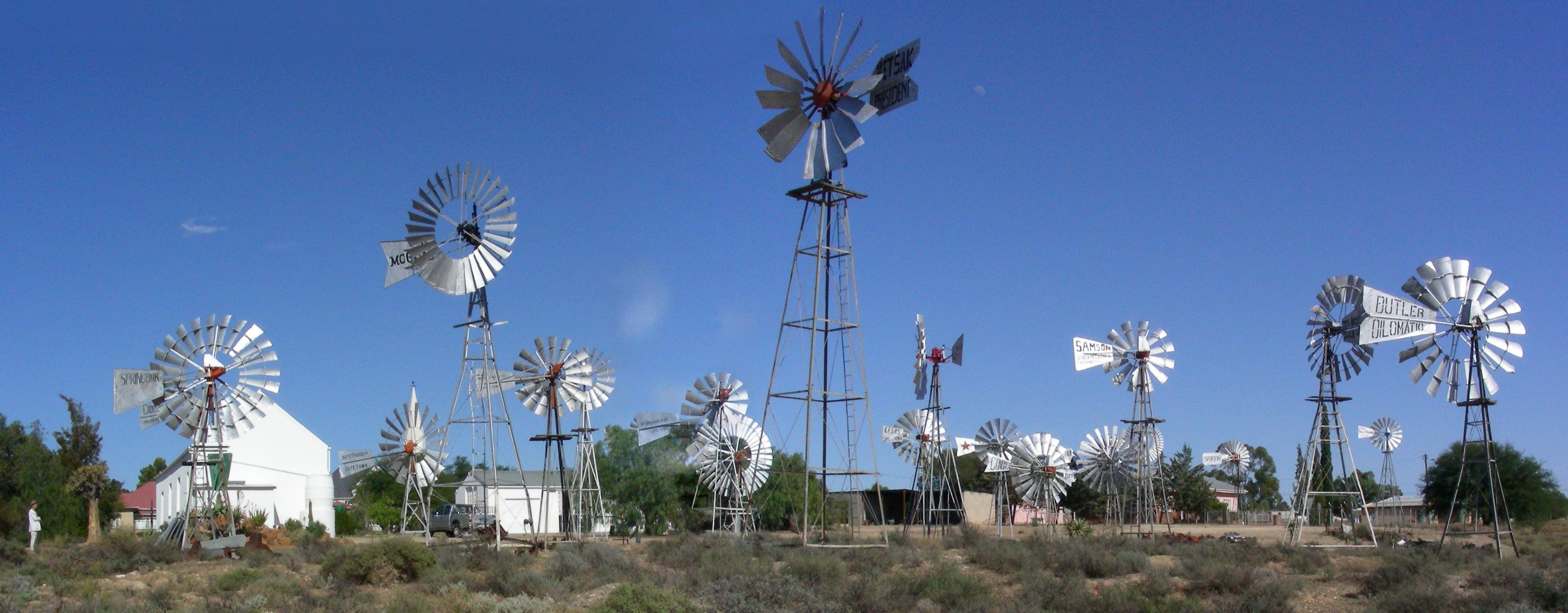 The Windmill Museum