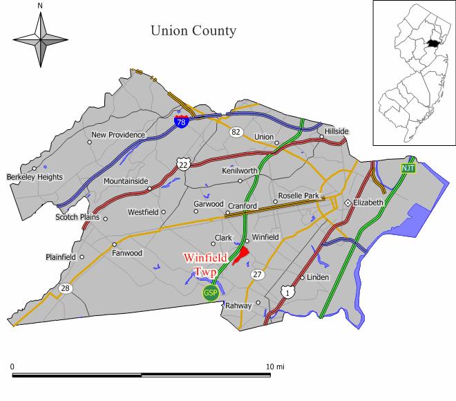 Winfield Township New Jersey