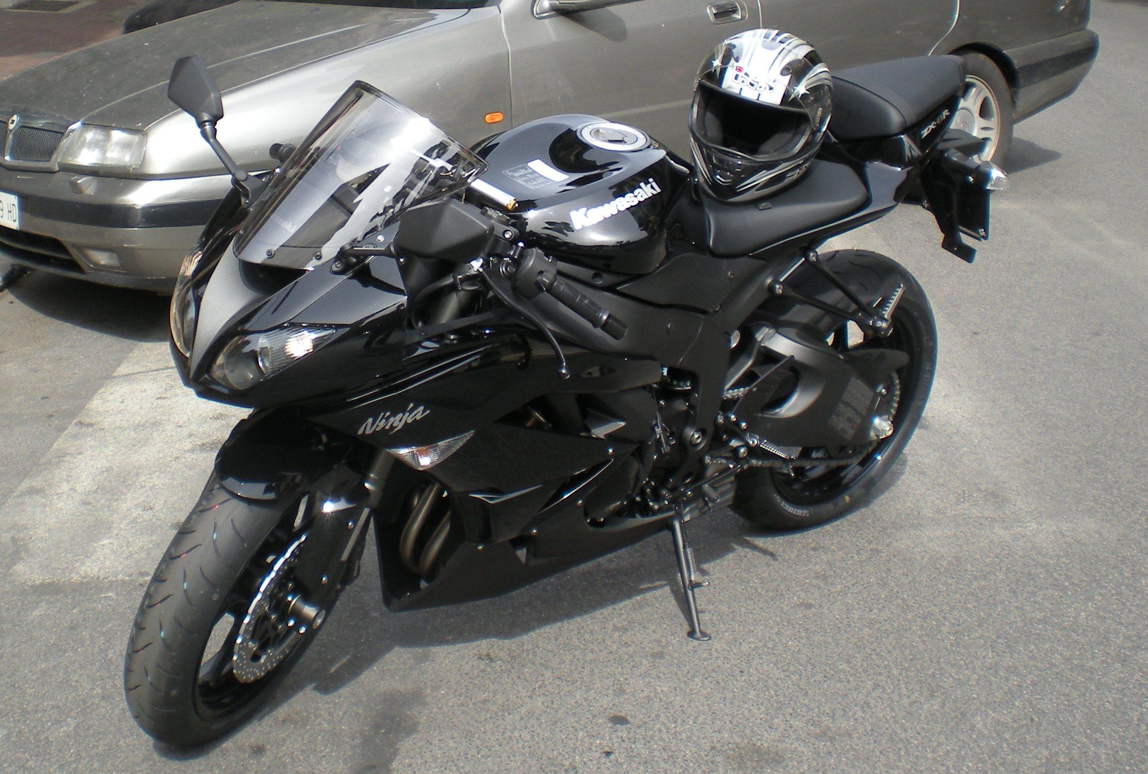 Kawasaki Zxr Exhaust Servo