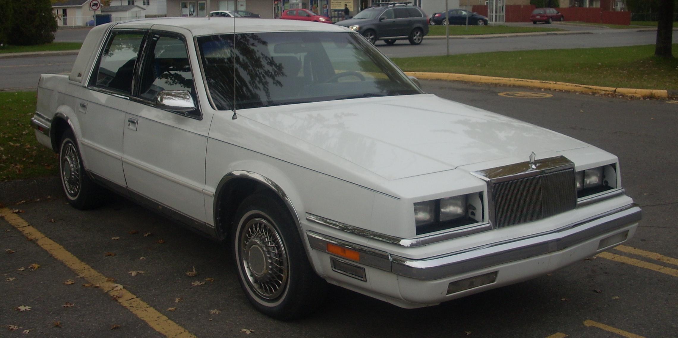 File88 91 Chrysler New Yorker