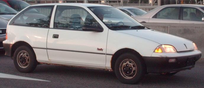 Suzuki Fire