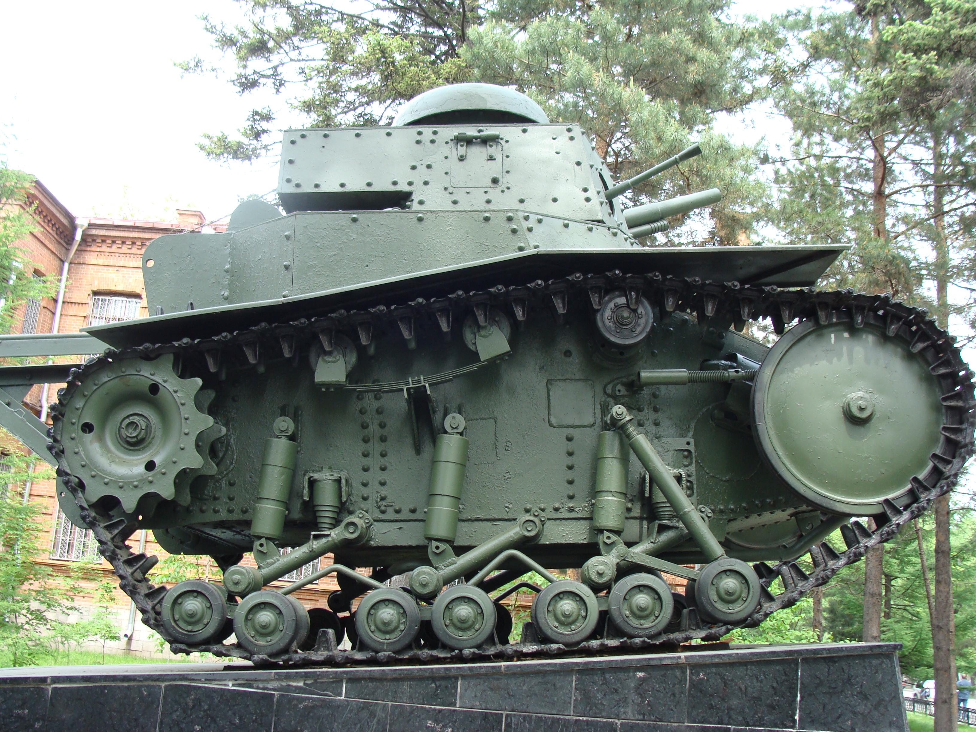 File:Т-18 Хабаровск вид с боку1.jpg - Wikimedia Commons