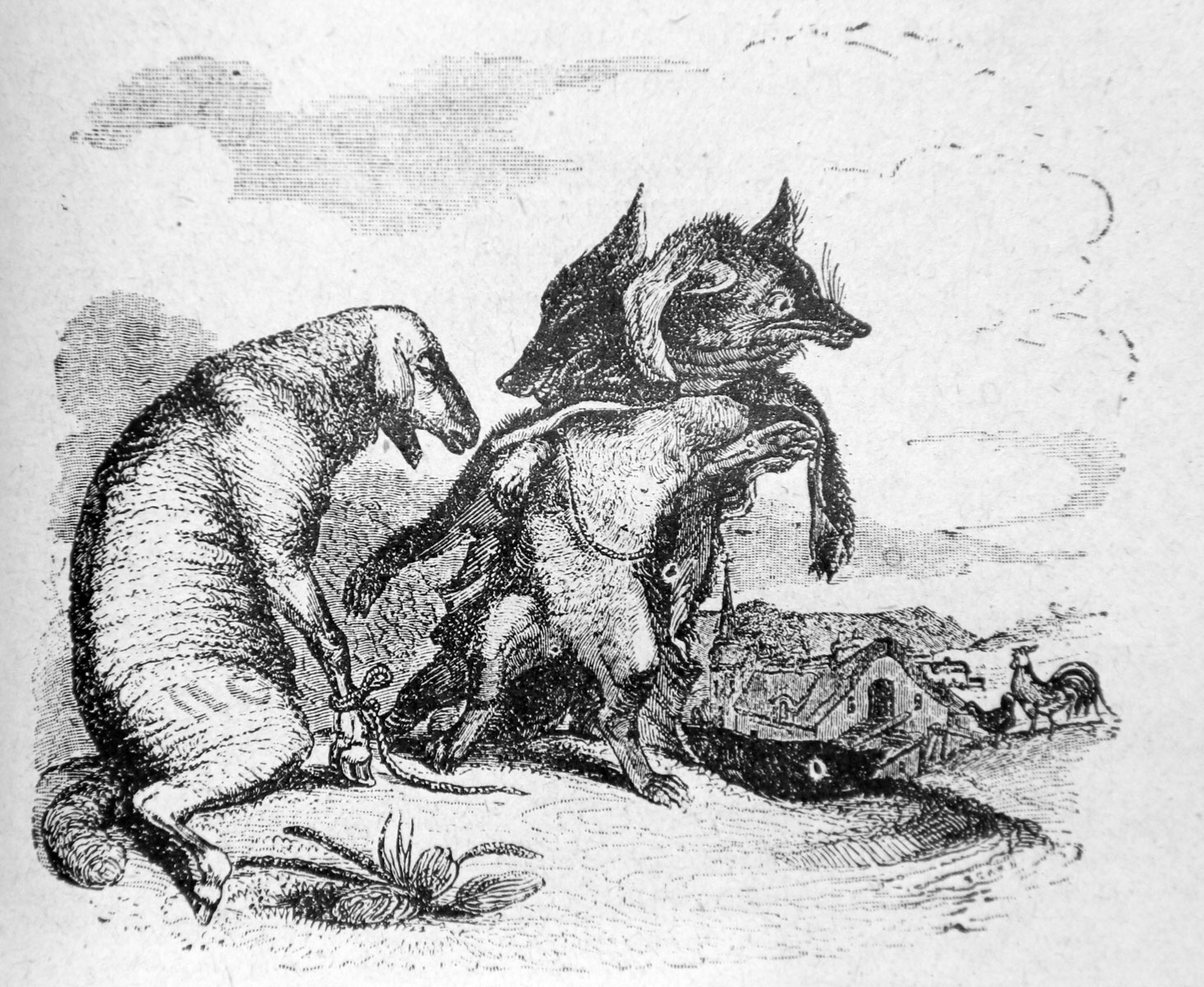 File12 9 Le Loup Et Le Renardjpg Wikimedia Commons
