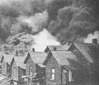 The Great Atlanta Fire in the Fourth Ward