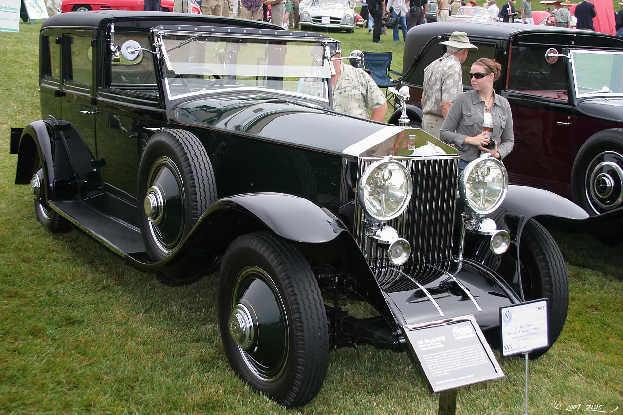 File1929 Rolls Royce Phantom I Hooper Towncar  fvrjpg