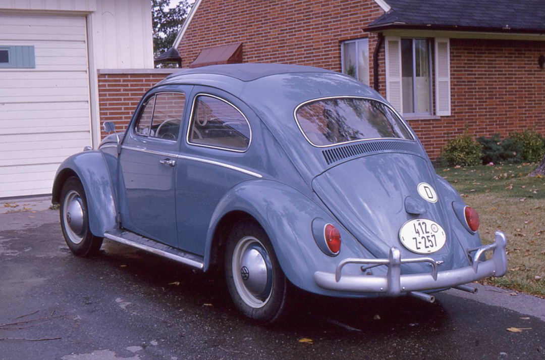 File 1963 Volkswagen Beetle 5170504774 Jpg Wikimedia Commons