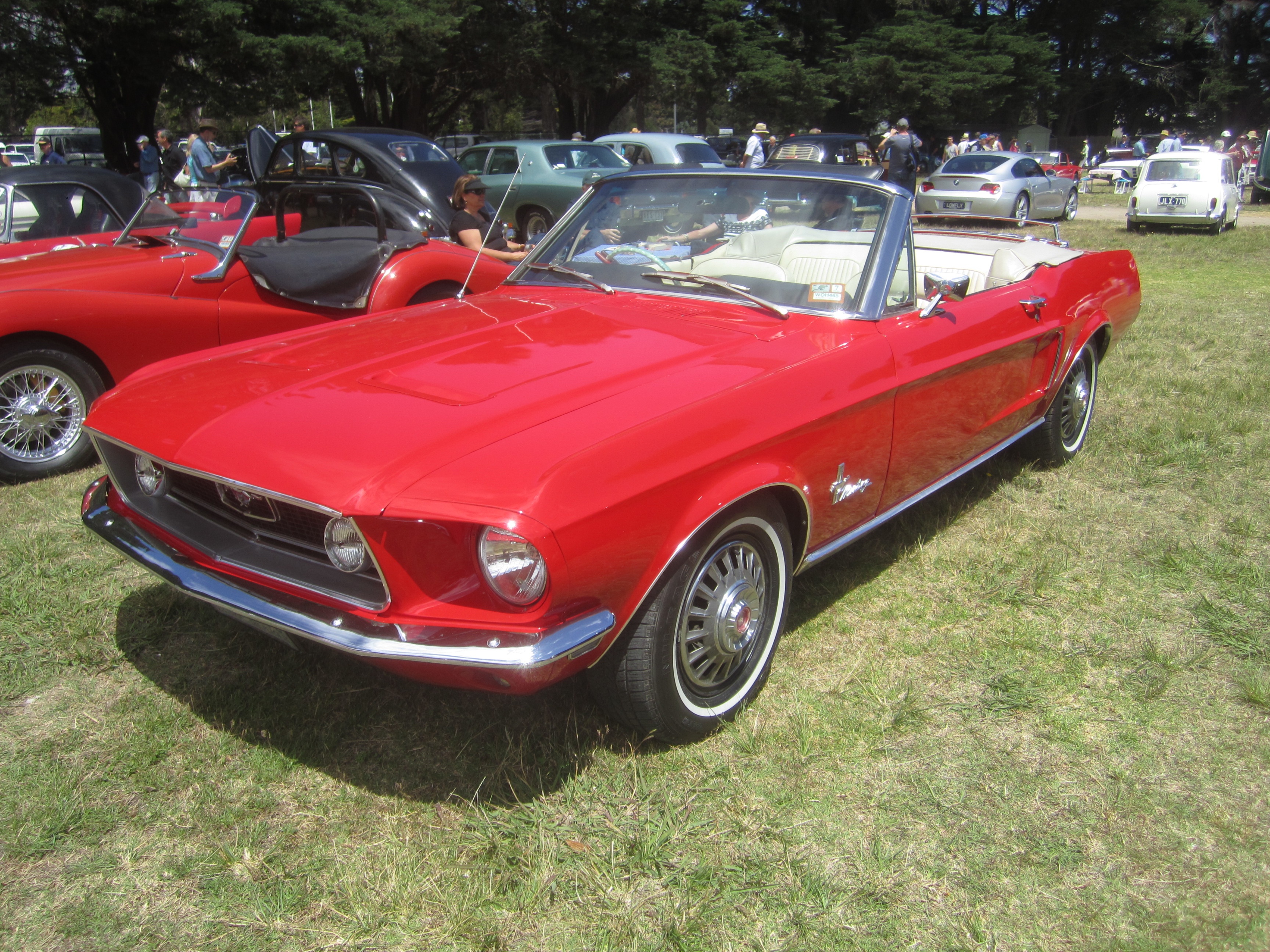 File:1968 Ford Mustang Convertible (2).jpg