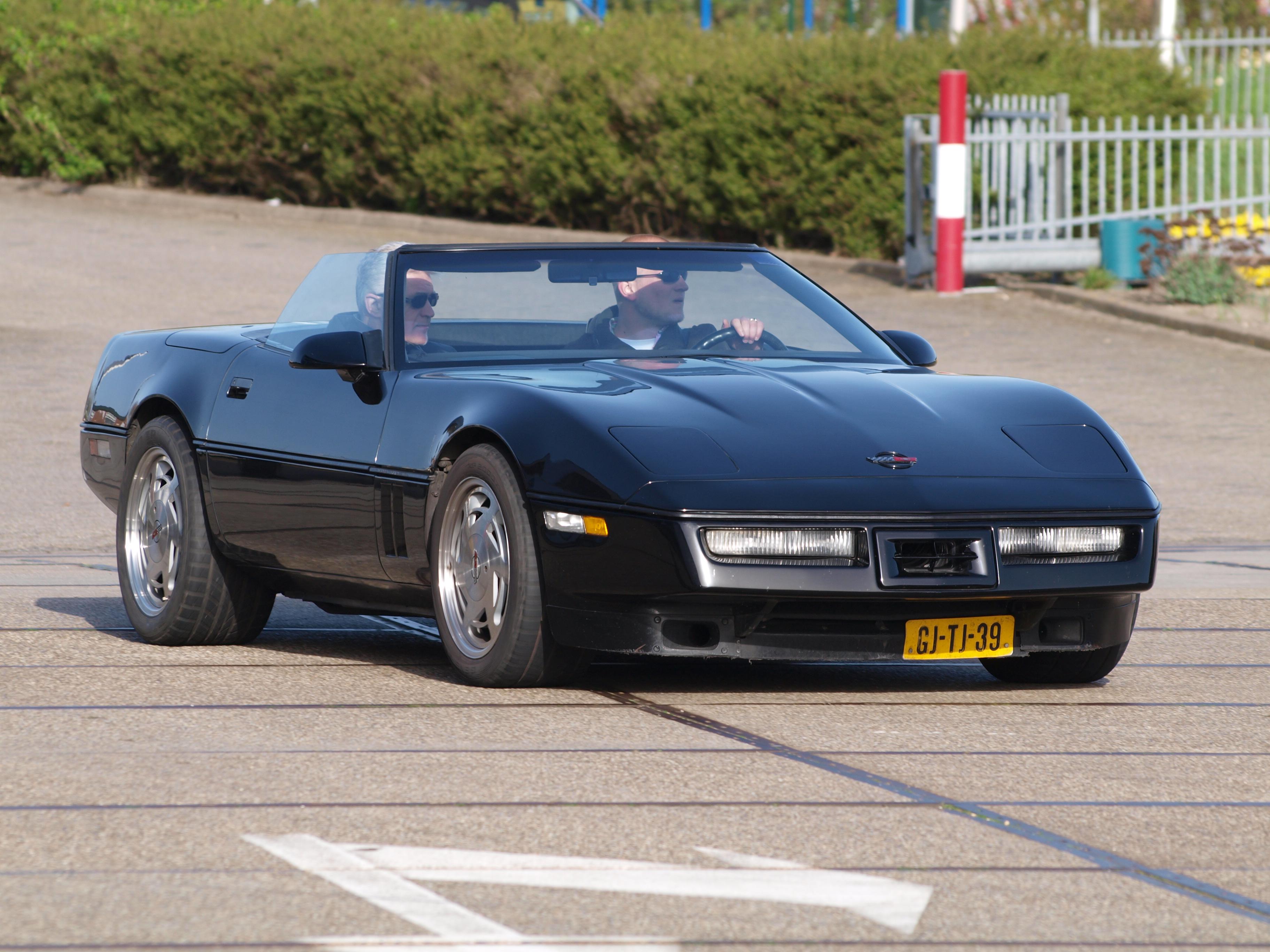 File 1987 Chevrolet Corvette Jpg