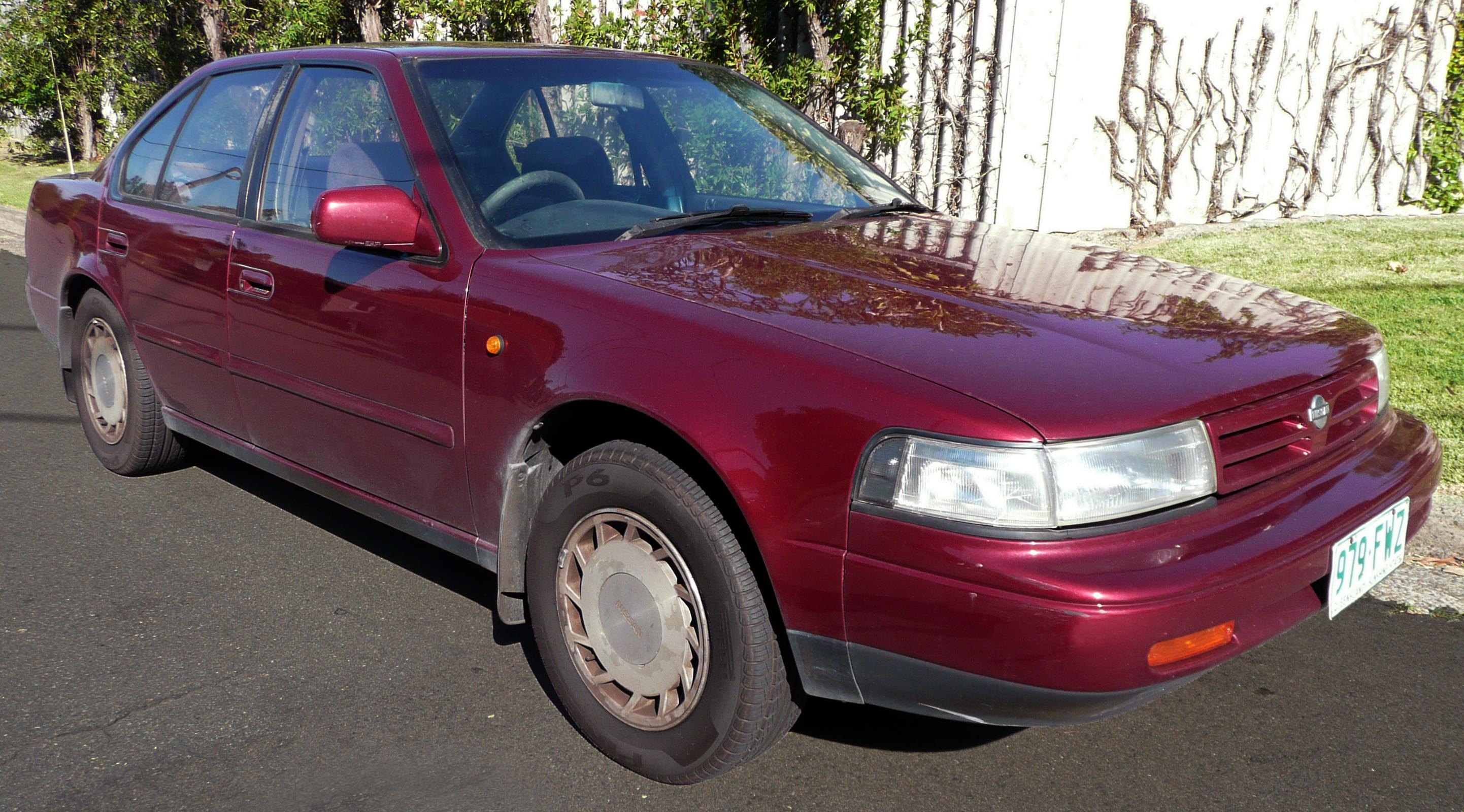file 1990 1992 nissan maxima j30 m sedan 01 jpg wikimedia commons rh commons wikimedia org Nissan Murano Nissan Altima