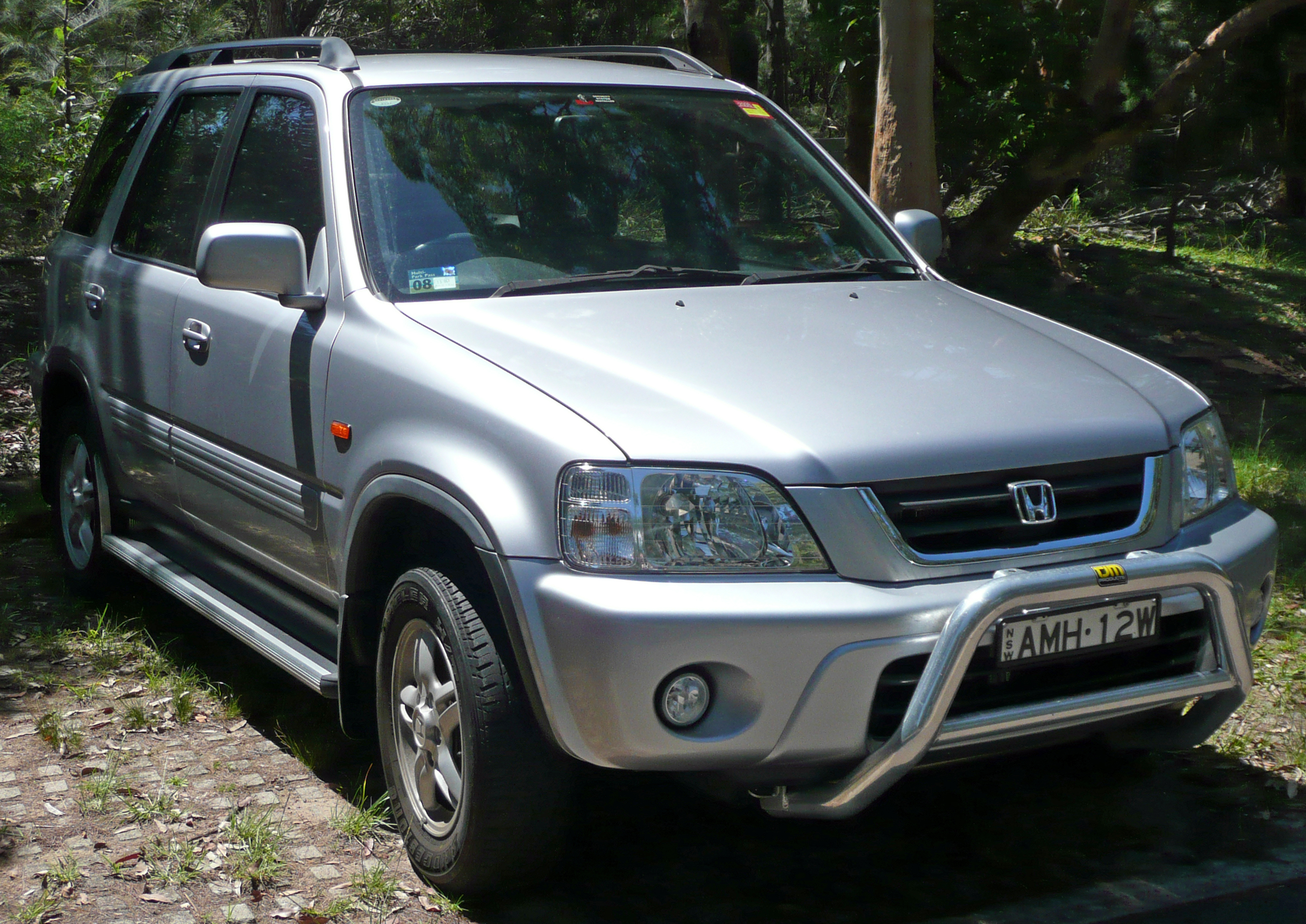 New Honda Crv >> File:1999-2001 Honda CR-V Sport wagon 02.jpg - Wikimedia Commons