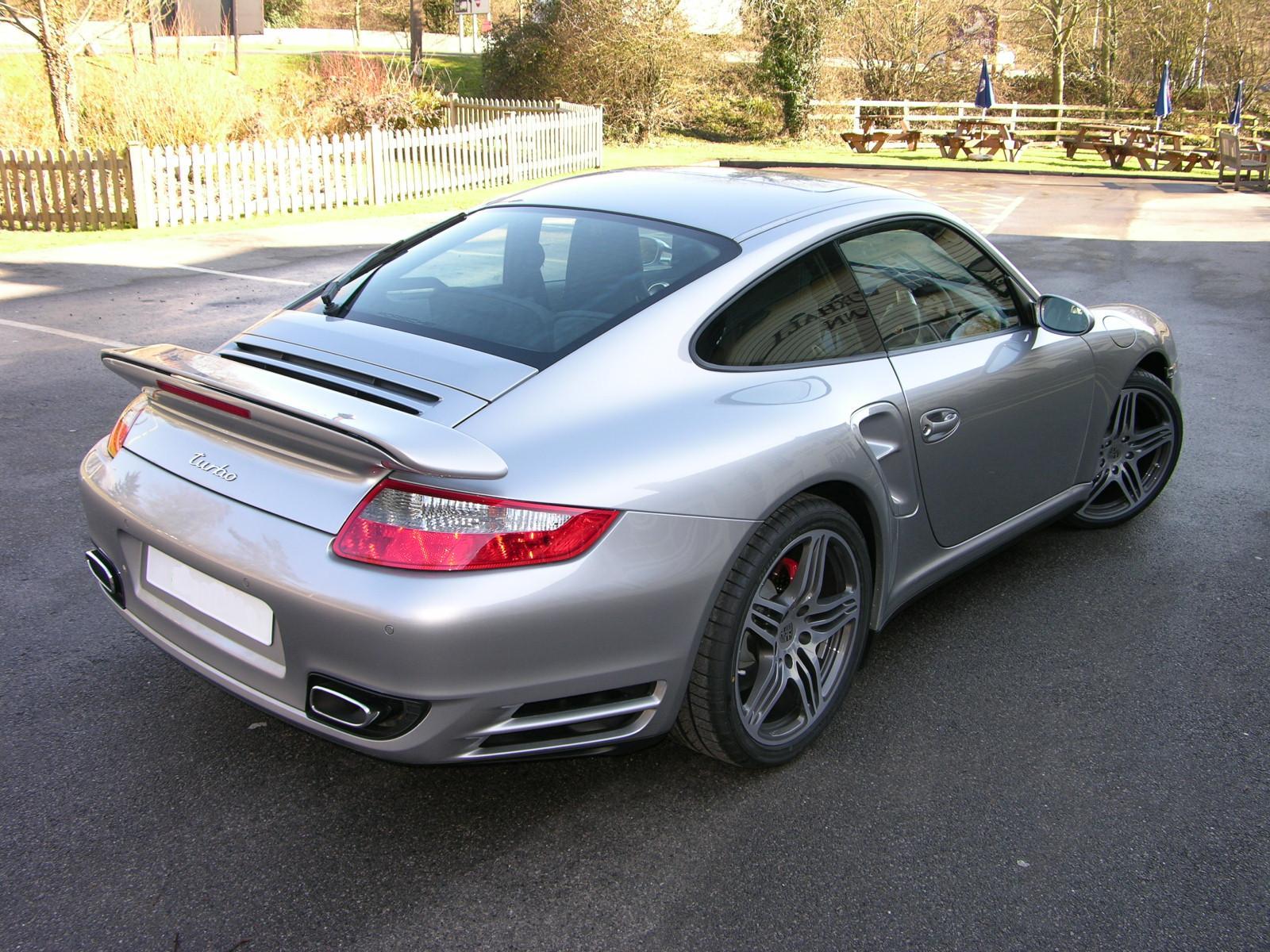 File 2009 Porsche 911 Turbo Flickr The Car Spy 18 Jpg