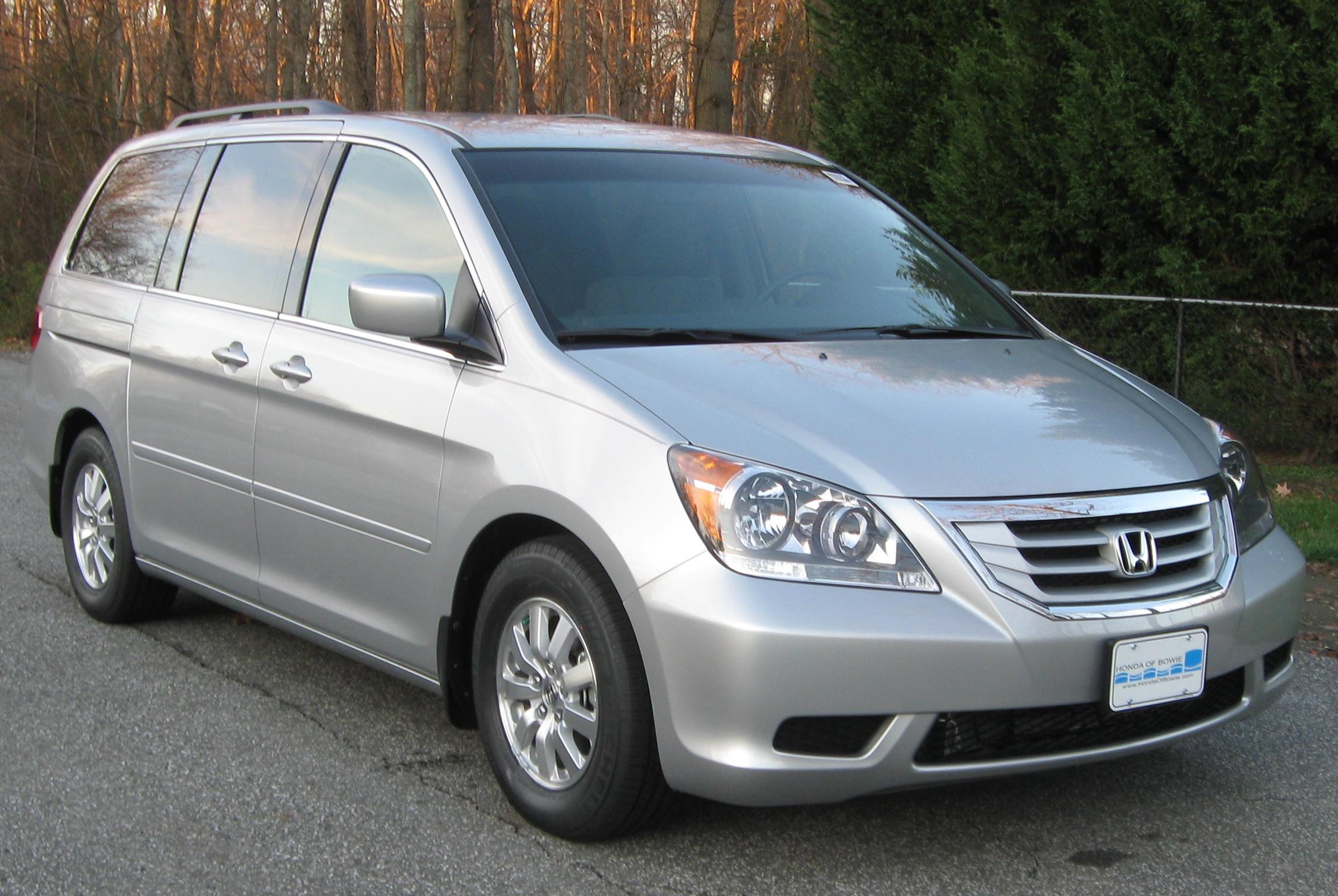Used  Honda Odyssey Touring L