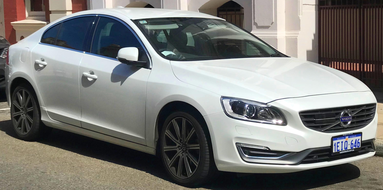 Volvo S60: Calibration
