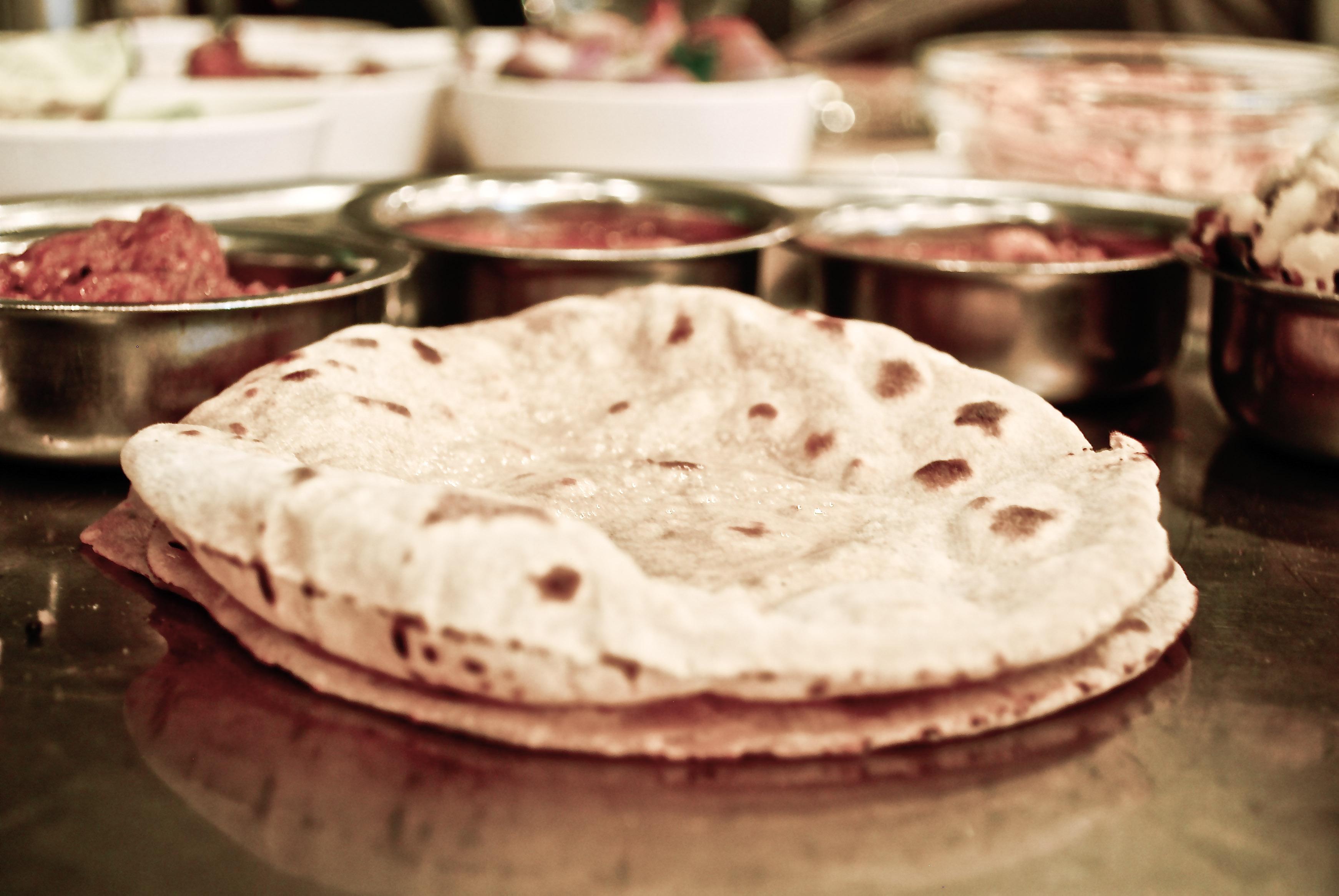 Chapati - Wikipedia