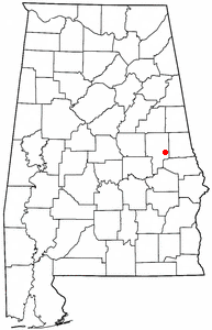 Loko di Camp Hill, Alabama