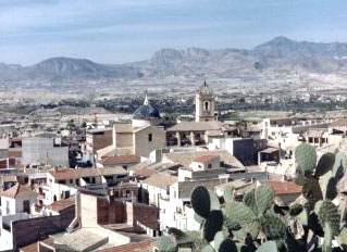 Abanilla,  Murcia, Spain
