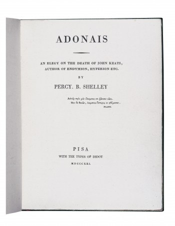 Adonais Wikipedia