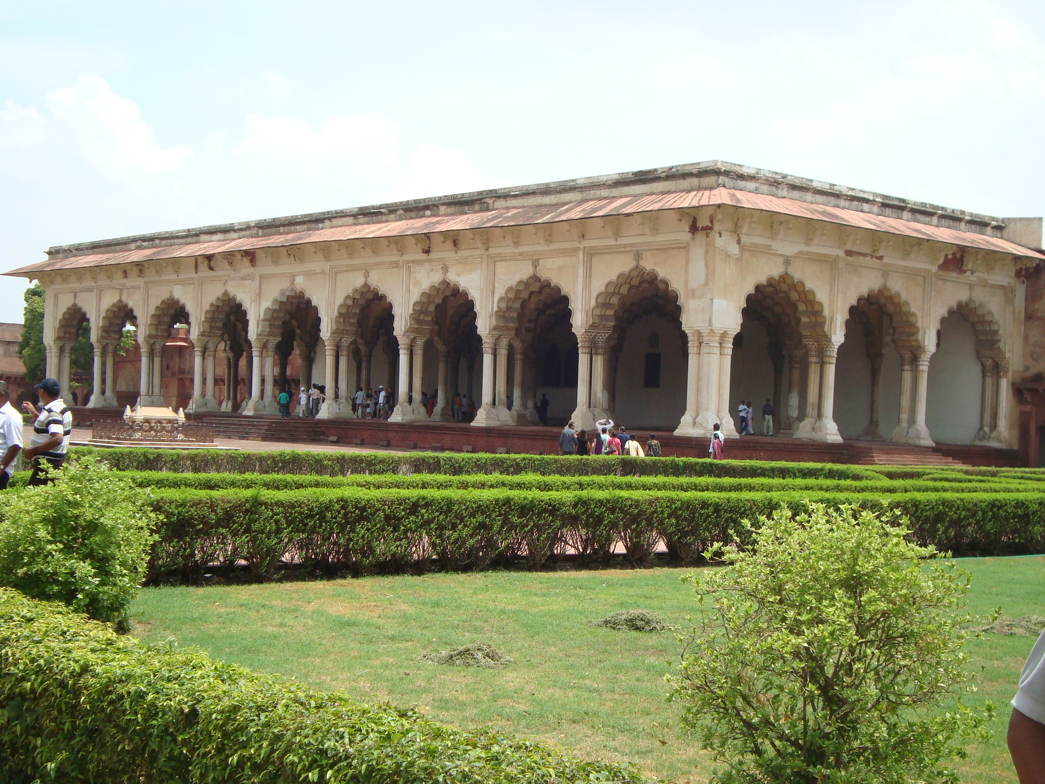 file agra fort diwan e aam jpg wikimedia commons