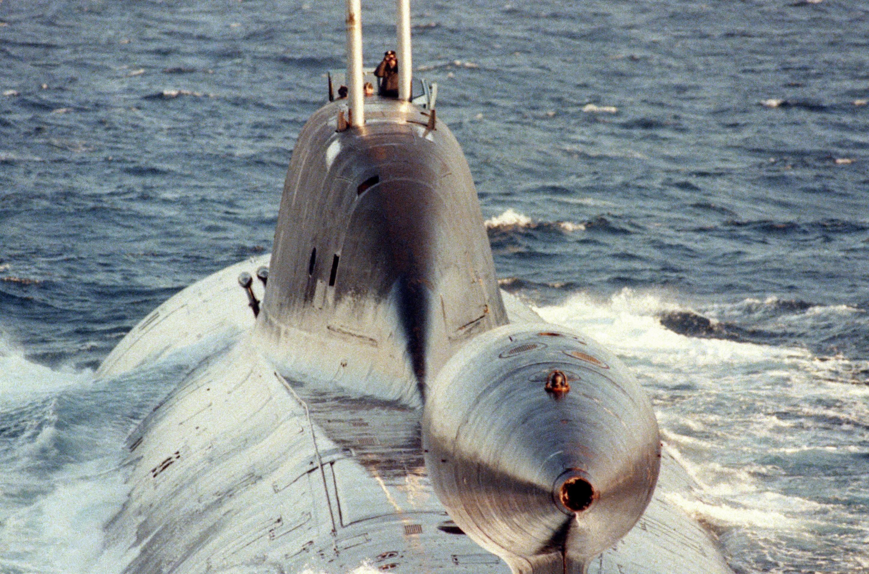 Akula Class Akula-class Submarine