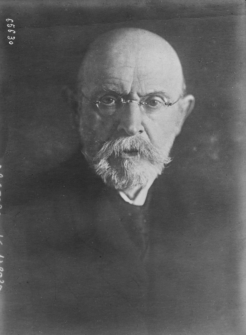 Jirásek in 1921