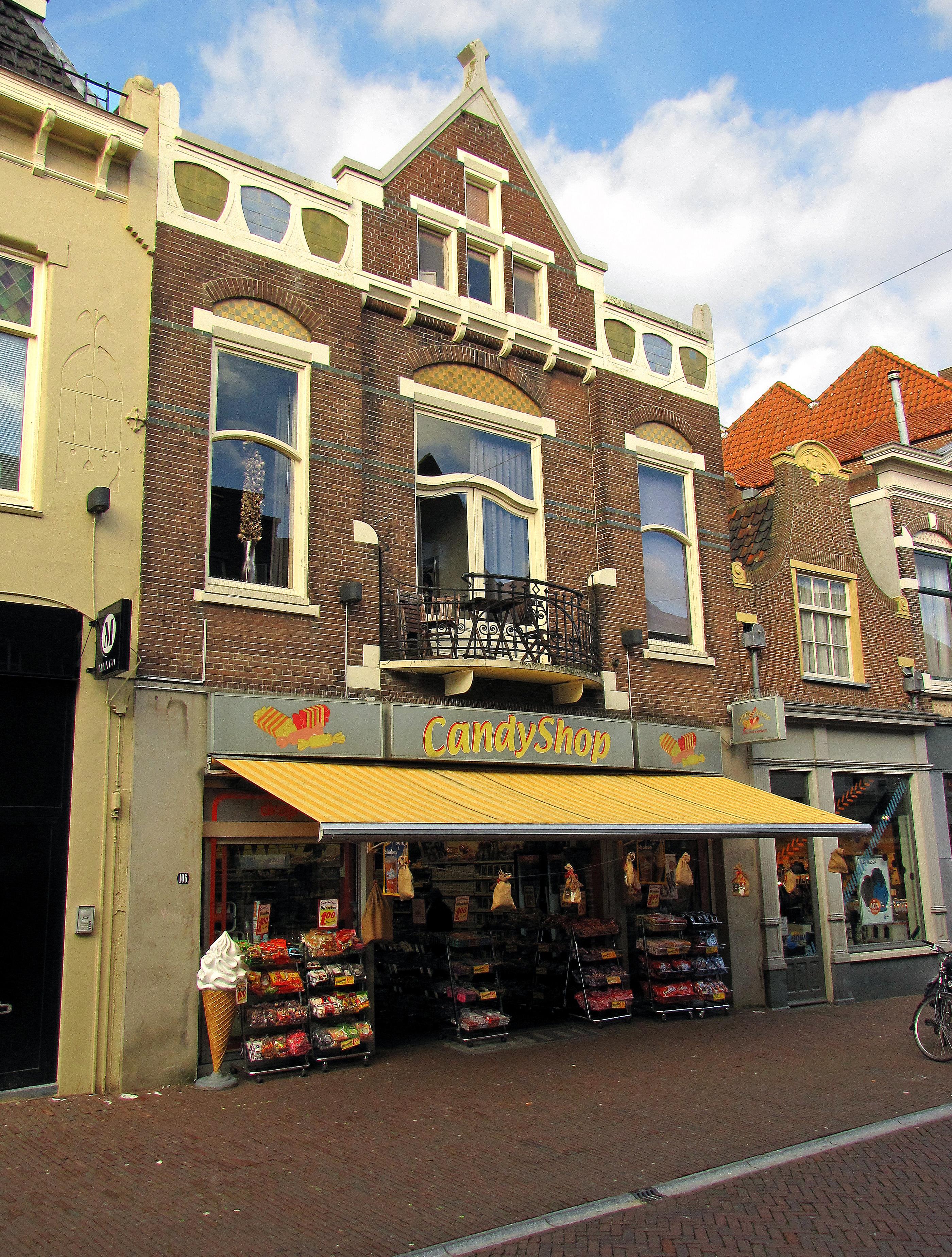 File:Amersfoort, Langestraat 106 GM0307-83.jpg