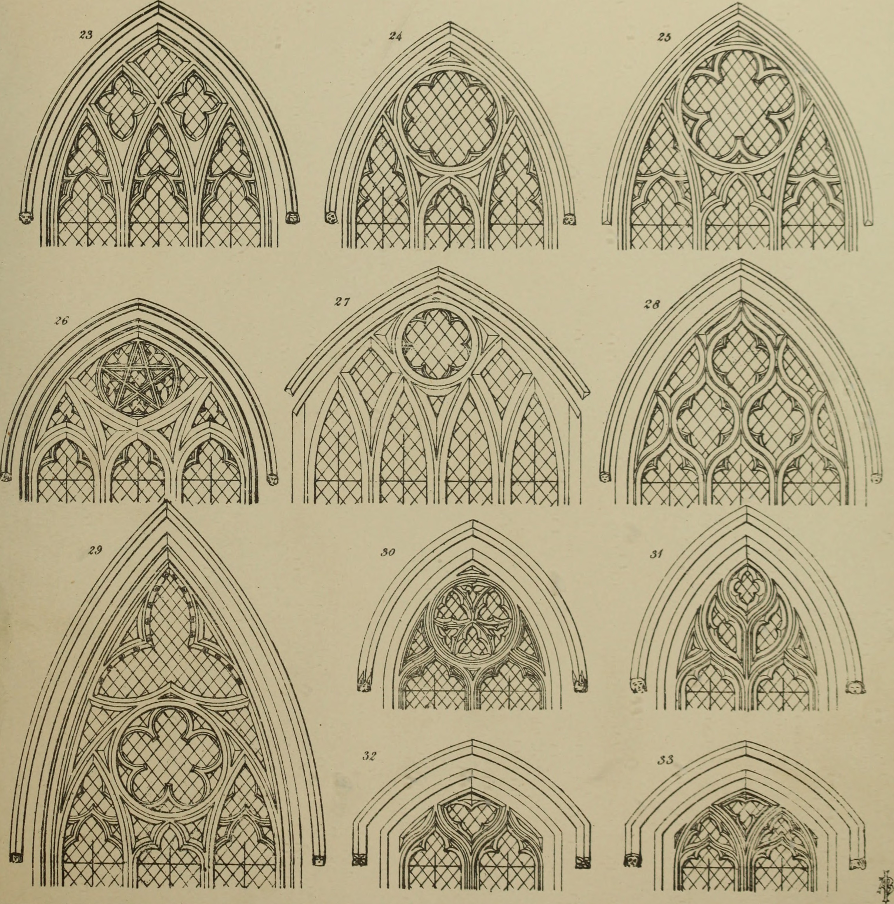 an analysis of gothic style in architecture Also referred to as carpenter gothic, this suburban style of home popular during the depression era was meant to mimic the lofty, vaulted gothic architecture of historic european cathedrals--though obviously at a price the working class could afford to buy and live in.