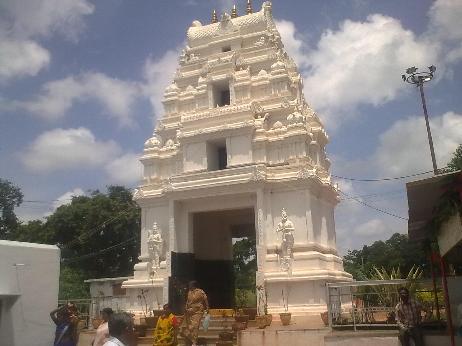 Anantha Padmanabha Swamy Temple, Ananthagiri Hills, Telungana, India
