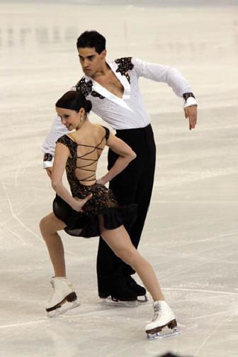 Ice dancing - Simple English Wikipedia, the free encyclopedia