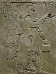 Abzu Mesopotamian: fresh water/the primeval sea/a deity