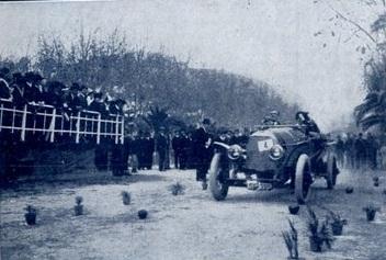 Avda. Manuel Agustín Heredia, Fiestas de Invierno 1915.jpg