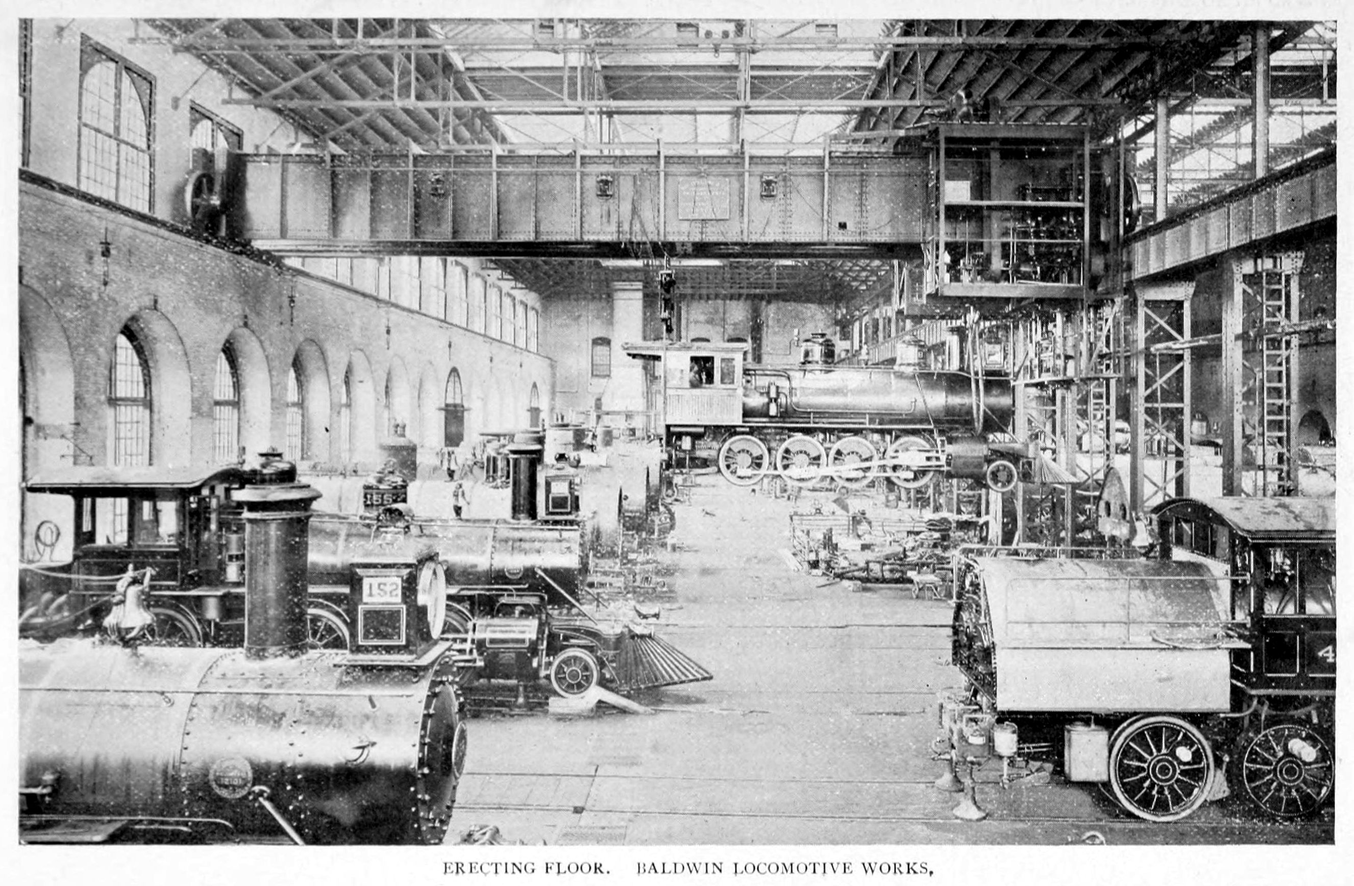 Incentive Charts: Baldwin Locomotive Works - Wikipedia,Chart