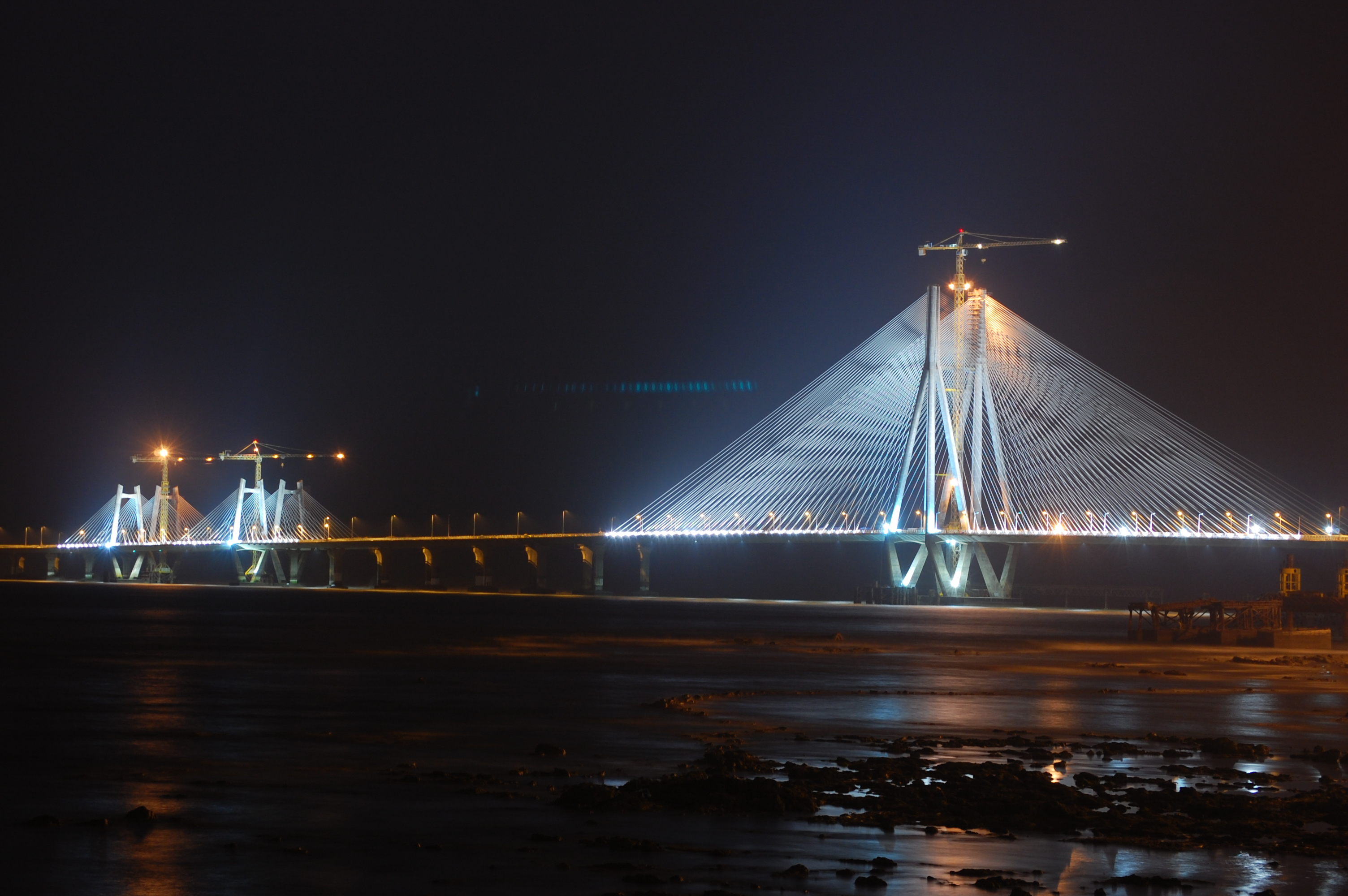 essay bandra worli sea link An evening at shree siddhivinayak and the bandra-worli sea link with dinner  from $5000  this is a bridge which links mumbai's suburbs to south mumbai.