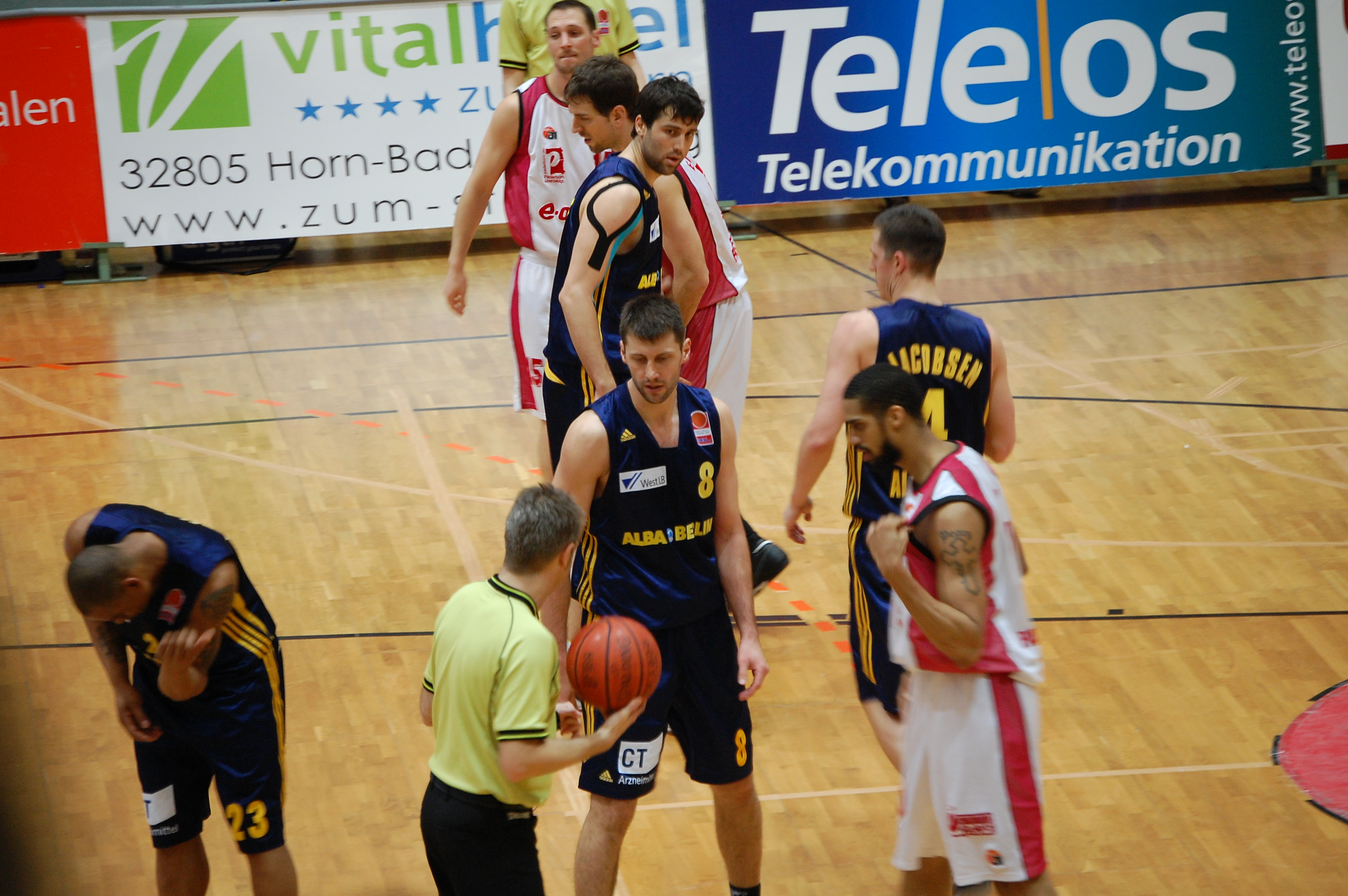 basketball in deutschland