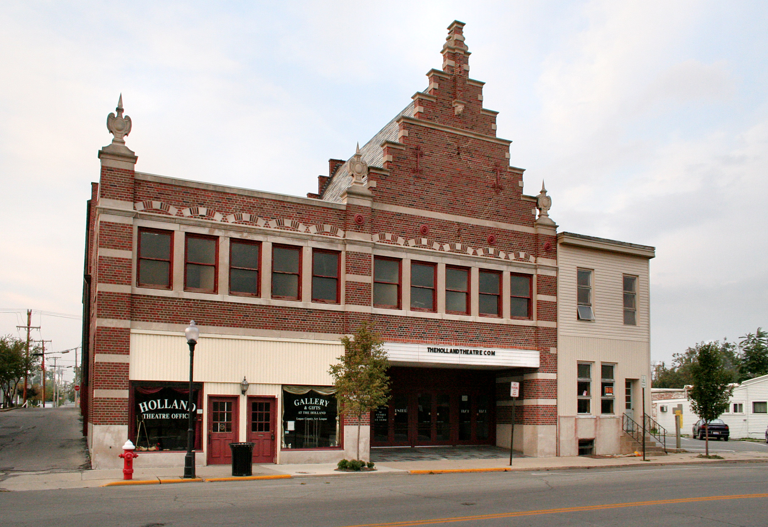 Holland Theater Bellefontaine Roadtrippers