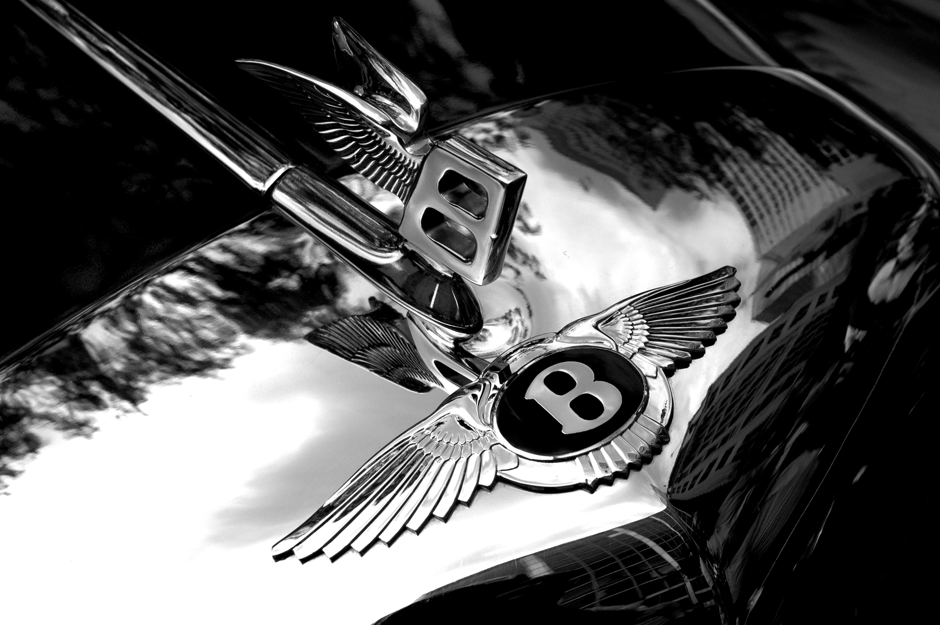 File Bentley Badge And Hood Ornament Larger Jpg