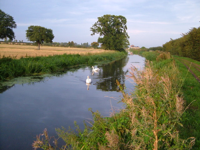 Bridgwater and Taunton Canal - geograph.org.uk - 243815