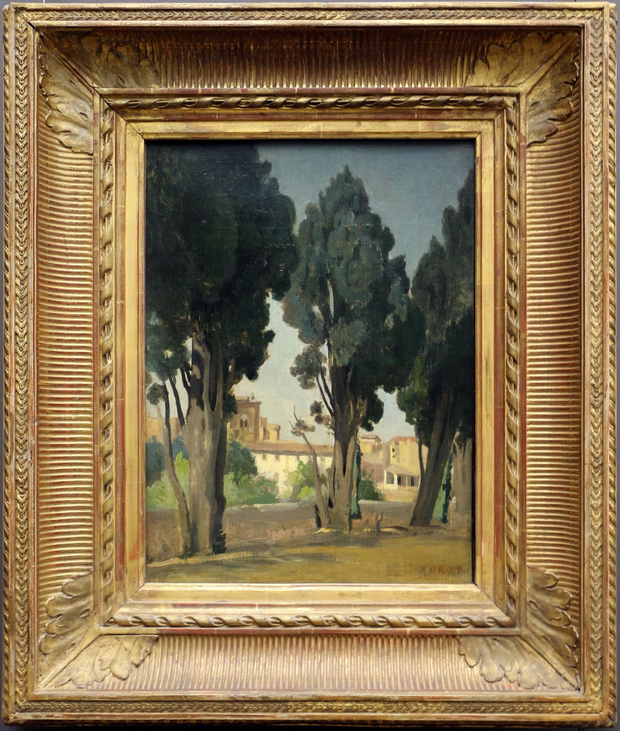 File Camille Corot Villeneuve Lès Avignon Terrazza Del
