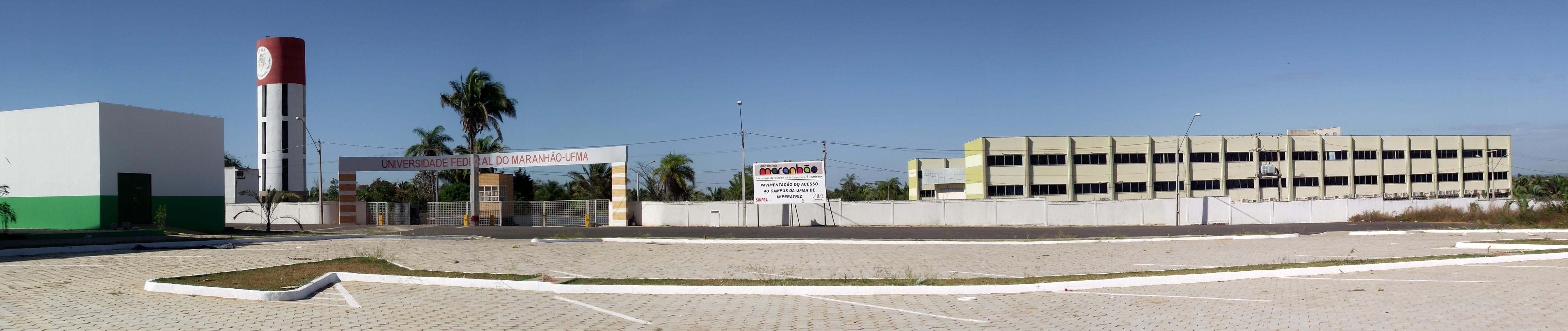 Campus Universitário da Universidade Federal do Maranhão em Imperatriz  (MA) 365742b8d15f3