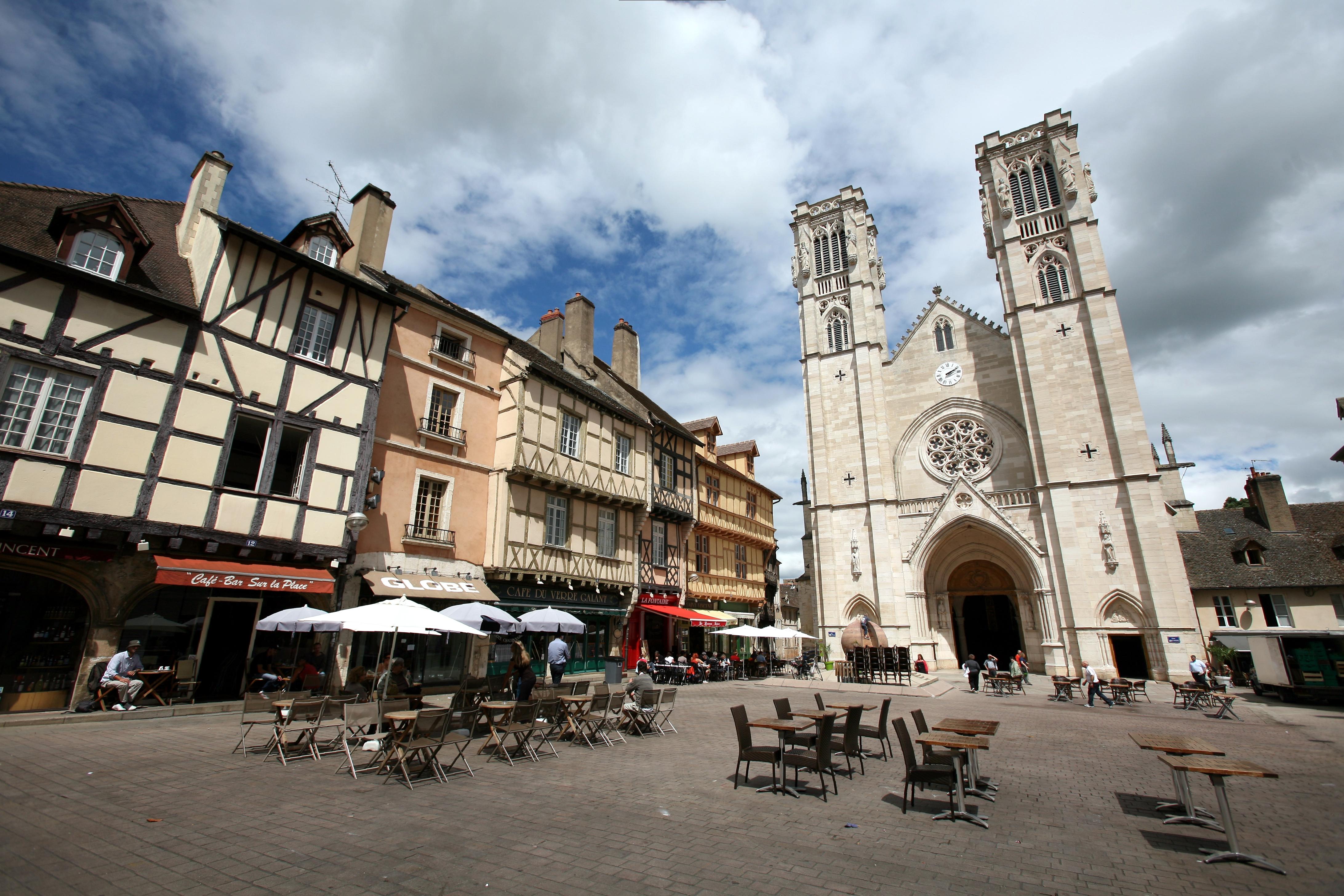 Place Du March Ef Bf Bd Dijon Restaurant
