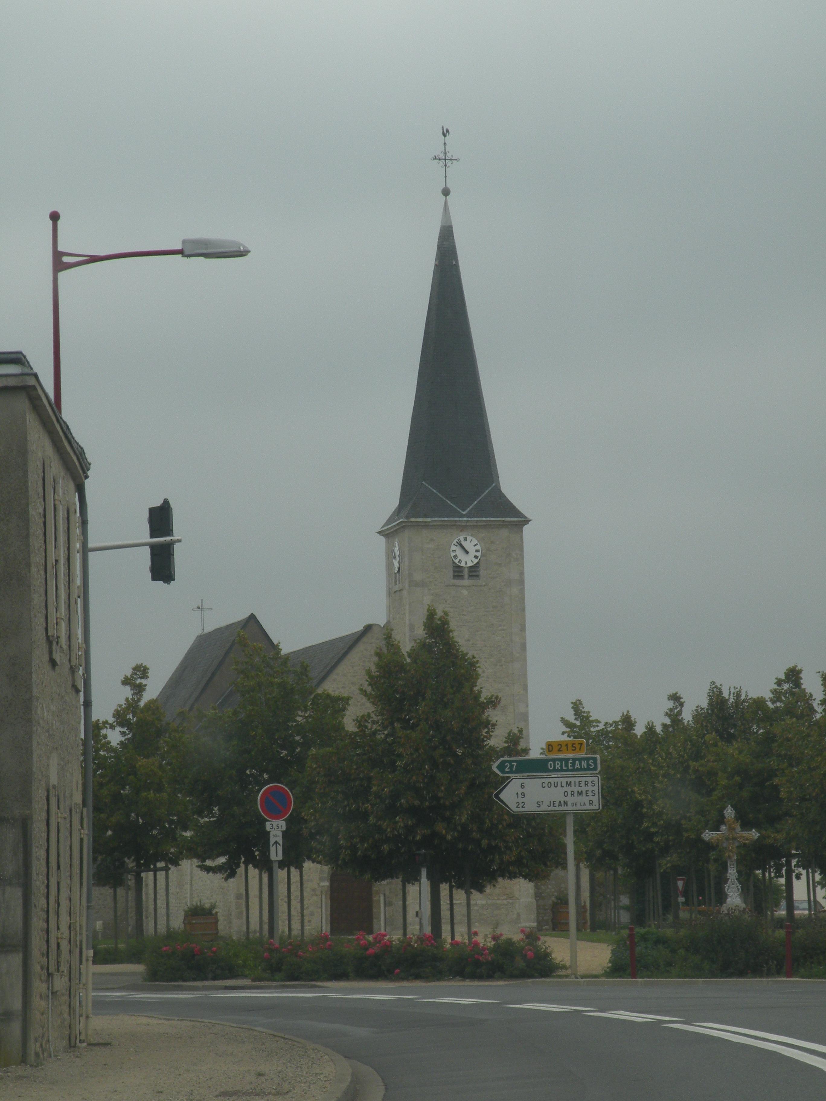 Charsonville
