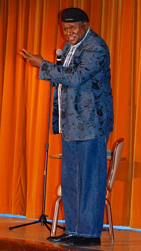 George Wallace Comedian 2014