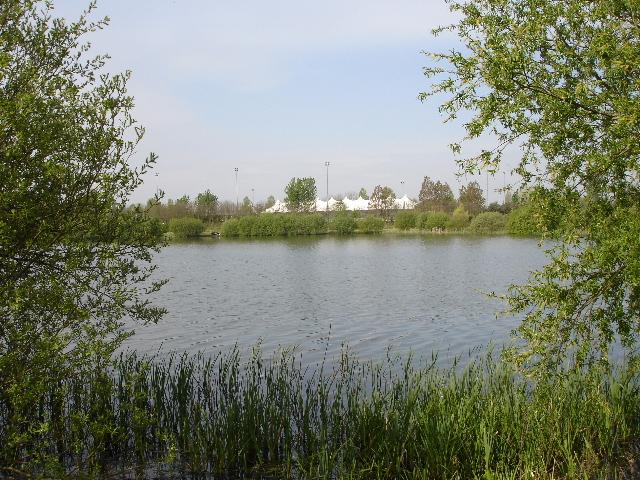 Conningbrook Lake - geograph.org.uk - 411359